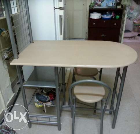 Tea table,cupboard,dining table (small),Dressing table,Coat
