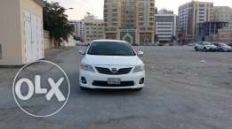 Toyota Corolla model 2012 ?&