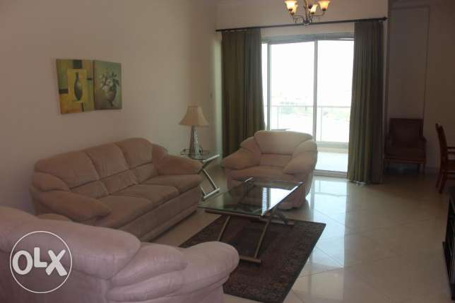 Amwaj Wonderful Sea view 2 BR