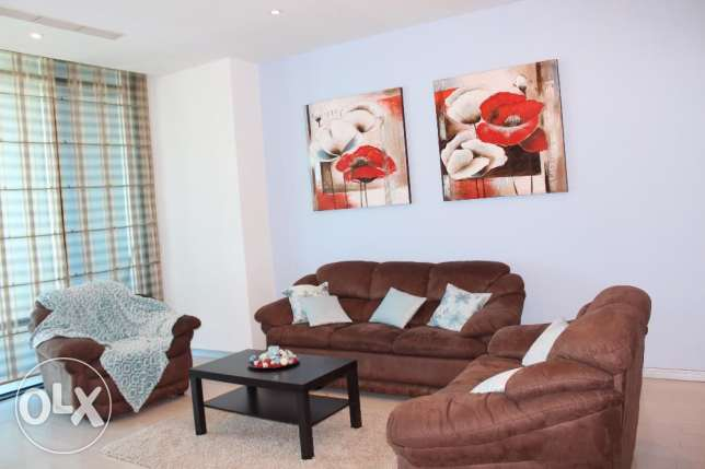 2 Bedroom elegant fully furnished Apartment in Seef