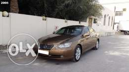 2008 model Lexus ES 350 (Single Owner) For Sale