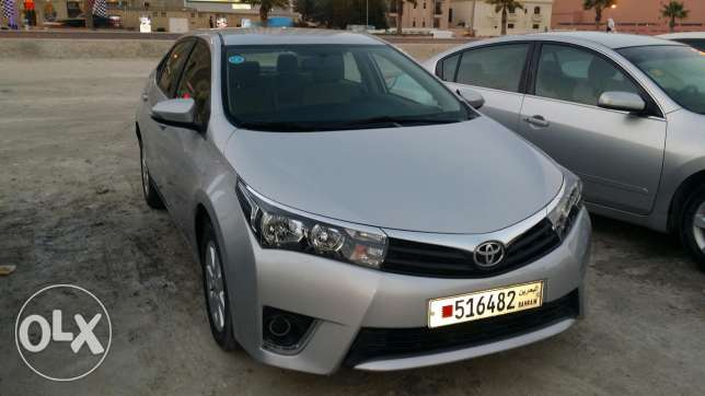 Toyota corolla model 2015.2.0///;:
