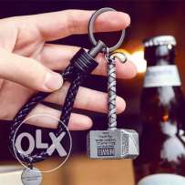 Thor Keychain for use in car rear mirror or keys