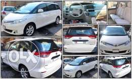 Toyota previa,2011 model good condition, non accident,providing loan..