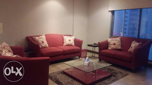 Luxurious 2 Bedrooms apartment modern furniture fully furnished