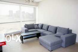 Newly built 2 bedroom furnished apartment in Janabiya