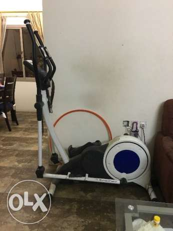 Reebok elliptical cross trainer