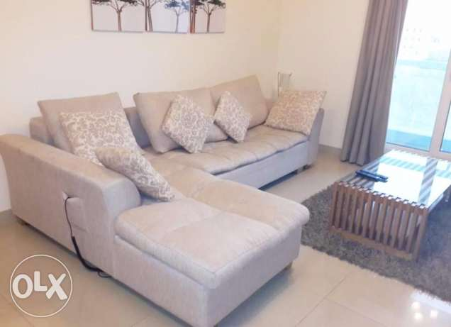 1 Bedroom Modernly furnished with all facilities in Adliya