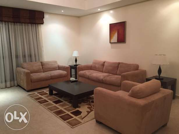 Fantastic Three Bedrooms Fully Furnished Apartment in Seef Area