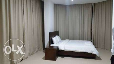 fully furnished apartment in seef السيف -  2