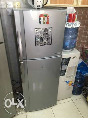refrigerator & 2 AC's for sale