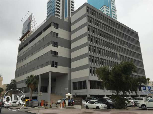 Offices for Rent - Falcon Tower, Diplomatic Area
