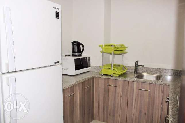 Beautiful !! 2 bedroom apartment f/ furnished in Umm alhassam