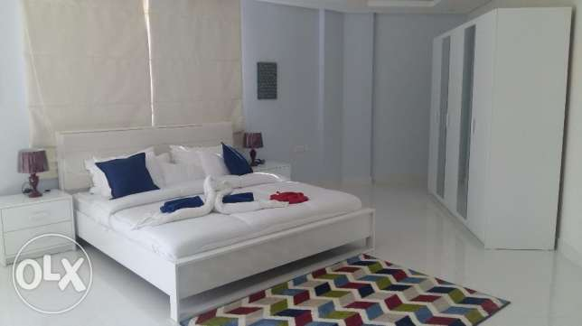 Brand new 2 Bedrooms apartment with modern furniture fully furnished n جزر امواج  -  1