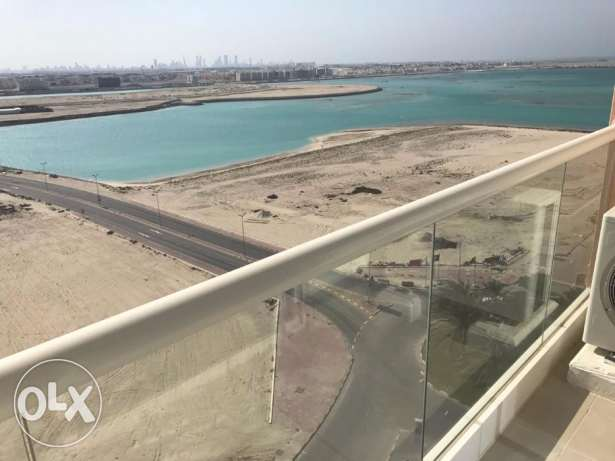 Sea front Brand new 2 BR in Amwaj