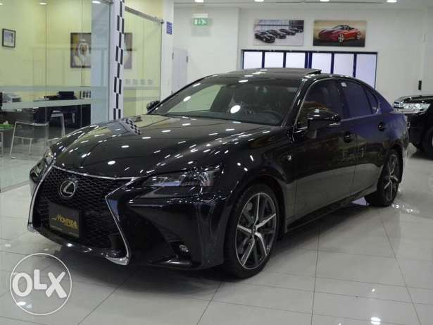 Lexus - Gs350 ( special offer ) -- f type