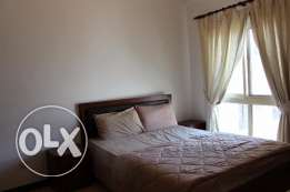 2 Bedroom flat fully furnished in Mahooz,inclusive
