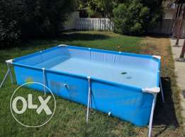 Large Outdoor Foldable Swimming Pool