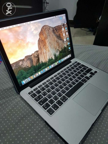 Macbook pro 13 inch used 9 months سند -  1