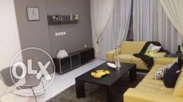brand new 2 bedroom +maid room fully furnished in amwaj