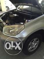 Toyota rav4 2005 net and clean