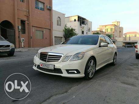 Mercedes Benz E350 AMG Kit Avant-garde