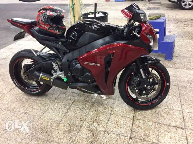 Honda CBR 1000rr 2008 in good condition