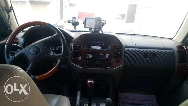 PAJERO 2003 AGENT MAINTAINED 1700/-negotiable المحرق‎ -  4