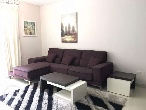 2 bedrooms with modern furniture fully furnished AMWAJ ISLAND