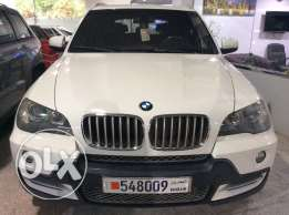 For Sale 2009 BMW X5 4.8is Single Owner Bahrain Agency