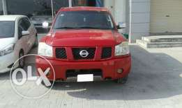Nissan Titan Pickup SE 5.6L V8 Model 2006