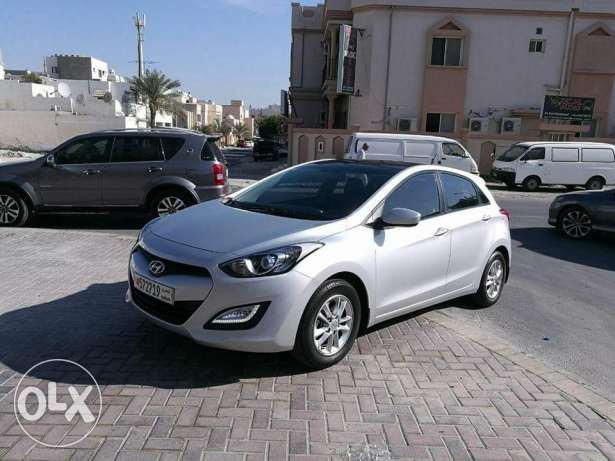 2015 Hyundai i30 Full Options Under Warranty
