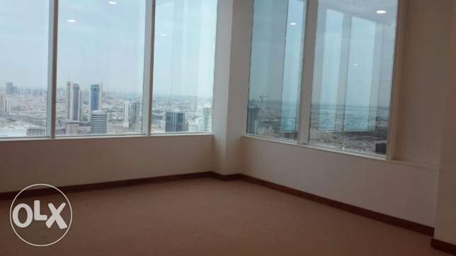 Stylish office in Seef for rent