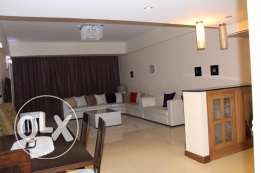 3 Bedroom Beautiful Apartment in Amwaj fully furnished with facilities