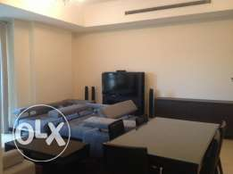 Furnished three bedroom apartment for rent 550 in Adliya