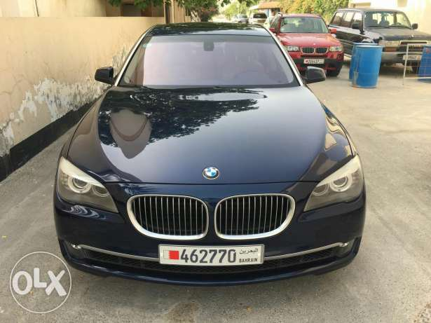 Bmw 740ilL for sale