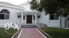 semi furnished villa close to saar