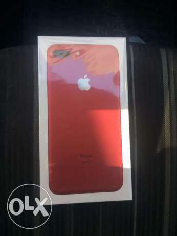 I phone 7 plus 256 &128 GB special edition Red colour