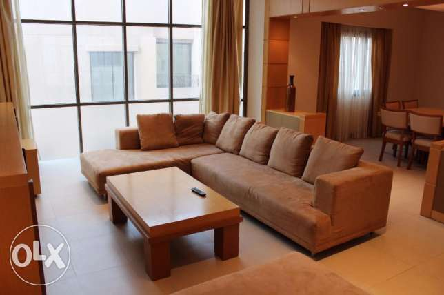 Flat for rent f-furnished in Juffair 2 bedroom
