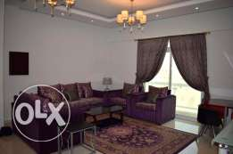Fully Furnished Apartment At Hidd Area ( Ref No : 21HDSH)