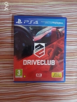 DriveClub For sell only 1 week used new for sell