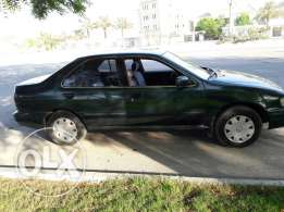Nissan sunny 1998 automatic