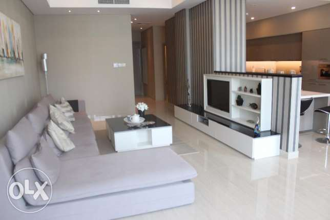Spacious Remarkable 2 BR in Amwaj / Balcony