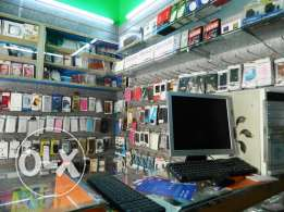 MOBILE SHOP FOR SALE, Main Road Side, Roundabout Area, Rent 150 BD