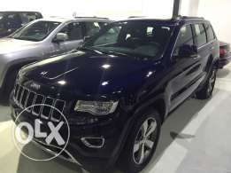Brand New Grand Cherokee V8 Limited 5 years warranty Blue