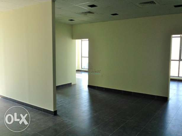 An open-floor plan Office Space for rent at Seef السيف -  2