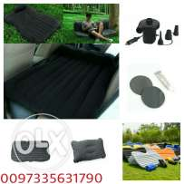 Bed to car