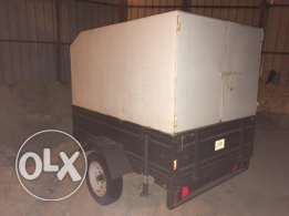 Cargo Box Trailer for sale