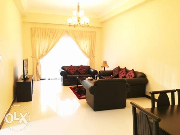 Glowing 2 Bedroom Fully Furnished Apartment for Rental In juffair