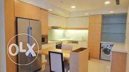Serviced flats with exclusive facilities